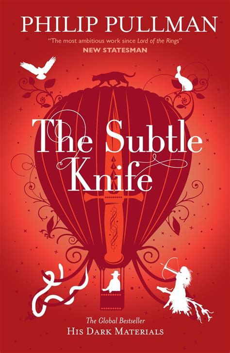 book review the subtle knife by philip pullman writer s edit