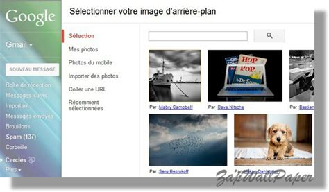 gmail themes download 2012 personnaliser le th 232 me de gmail avec vos photos