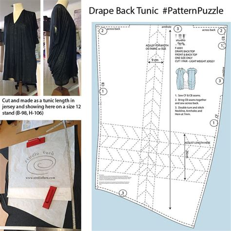 draping pattern making pdf 412 best images about pattern puzzles on pinterest