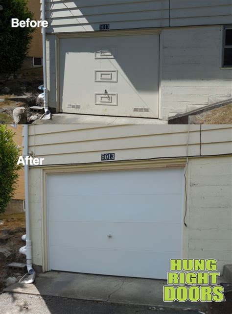 Olympia Overhead Doors 1000 Images About Before After On Pinterest Residential Garage Doors Olympia And Aberdeen