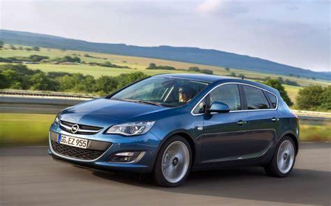 Opel Astra 2013 by Opel Astra 2013 Foto Foto 6 15 Allaguida
