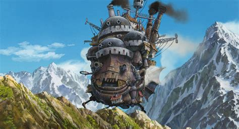 the of howl s moving castle howl s moving castle hayao miyazaki dir