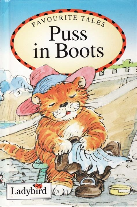 puss in boots book puss in boots ladybird book favourite tales series gloss