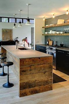 top 5 kitchen design in 2014 1000 ideas about rustic kitchen island on pinterest
