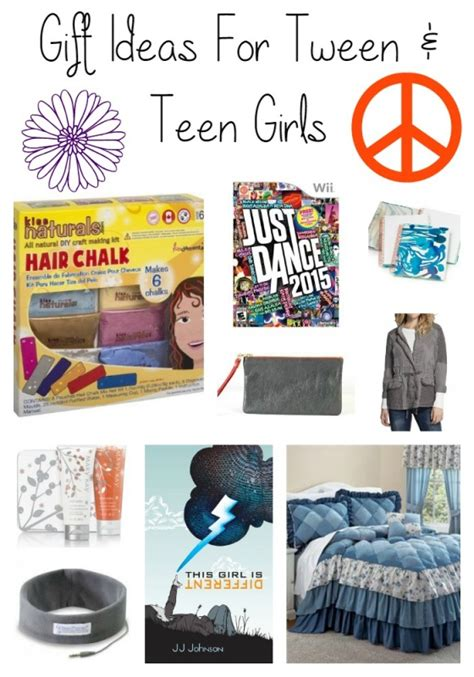 here gift ideas teen girl
