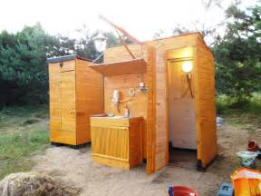 Building An Off Grid Bathroom how to build a camping shower with tankless water heater