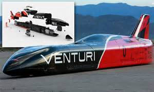 Electric Car Company Utah Vbb 3 Electric Bullet Car To Reach 370mph In Record