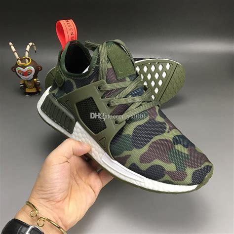 Sepatu Adidas Mnd R2 1 2016 new arrival nmd xr1 boost duck camo navy white army