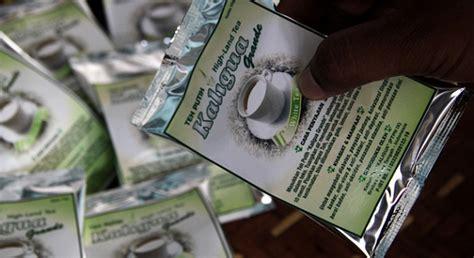 Teh Pucuk Dari Pabrik teh putih sajian khas istana yang banyak khasiatnya