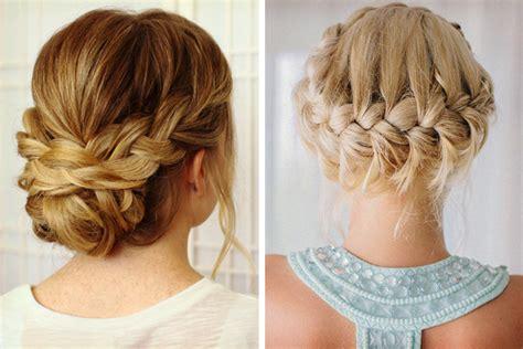 peinados recogidos para damas de honor con pelo largo peinados para las damas de la boda el blog de mar 237 a jos 233