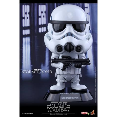 Hottoys Cosbaby Trooper Order toys cosb289 wars stormtrooper cosbaby l bobble
