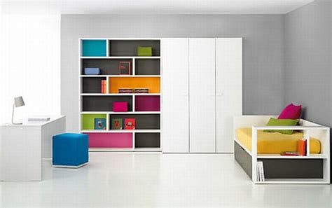 modern colorful furniture colorful red kids furniture by bm company