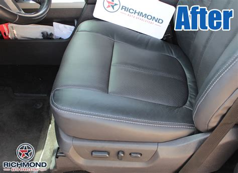 ford f 150 leather seats cost 2009 2014 ford f 150 lariat perforated leather seat cover