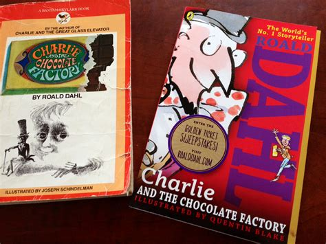 the chocolate factory pictures from the book which is better the or the book and the