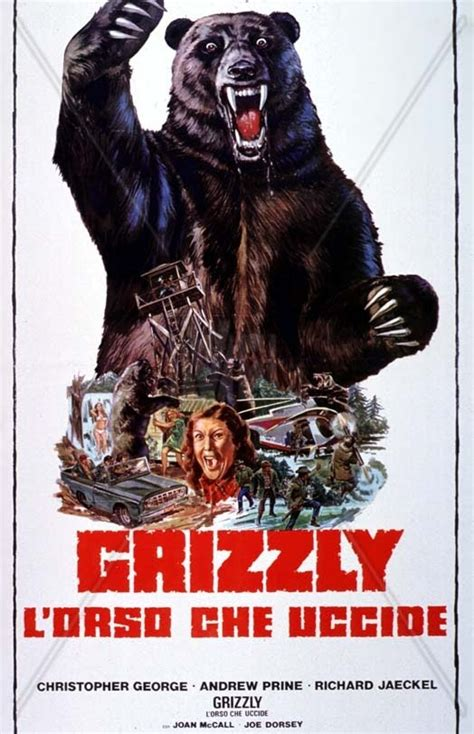 watch grizzly 1976 movie grizzly l orso che uccide 1976 trailer originale youtube