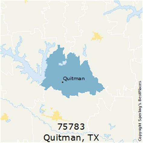 quitman texas map best places to live in quitman zip 75783 texas