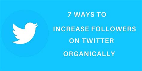 7 Ways To Get More Followers On by Top 7 Ways To Increase Followers Organically