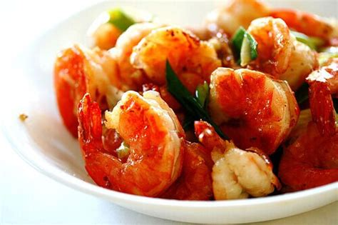 new year prawn dishes new year food superstitions steamy kitchen recipes