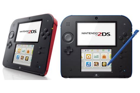 nintendo ds 2 console two screens one console introducing the nintendo 2ds