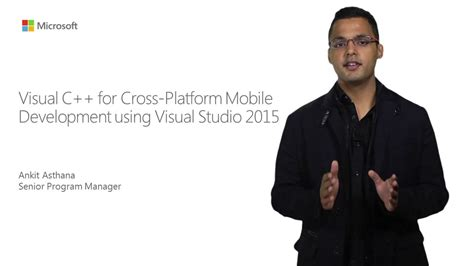 microsoft cross platform mobile development visual c for cross platform mobile development using