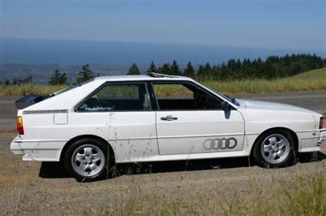 tire repair and maintenanace 1991 audi coupe quattro legal rally car 1983 audi ur quattro