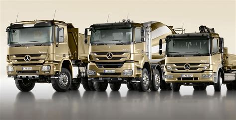 Mercedes Commercial Trucks by Mercedes South Africa