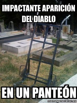 Memes Del Diablo - meme personalizado impactante aparici 243 n del diablo en un