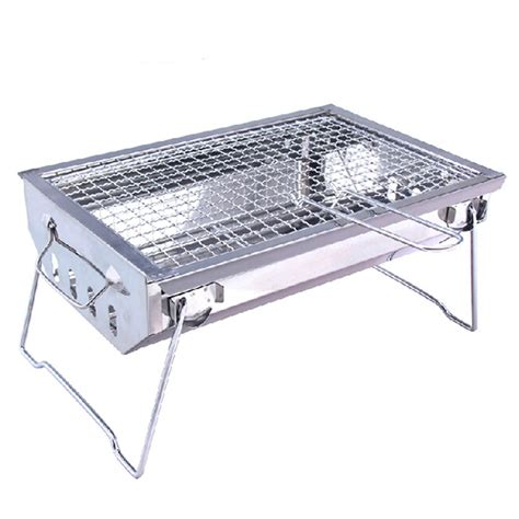 Stainless Pit Stainless Steel Barbecue Pits Bbq Oven Cing Charbroiler