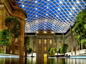 Smithsonian american art museum go rolling out