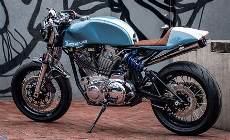 designboom motorcycle deus harley davidson bel air 1200 custom motorcycle