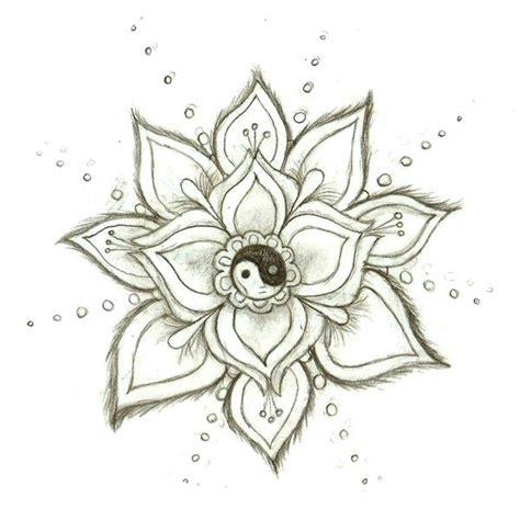 Drawing Designs by Cool Flower Designs Flowers Drawing Simple Flower Drawings