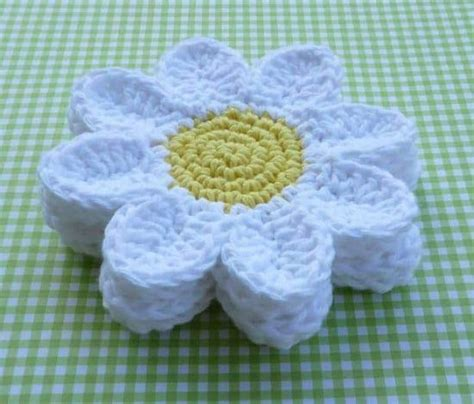 pattern crochet daisy crochet daisy granny square pattern youtube video