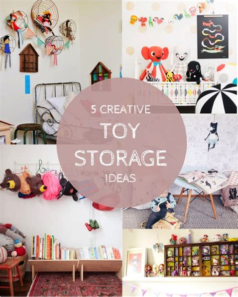 creative toy storage solutions for your kids room ebabee likes 5 fun and creative toy storage solutions
