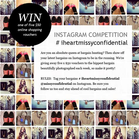 images about winagain tag on instagram tag your bargains on instagram to win a 50 voucher