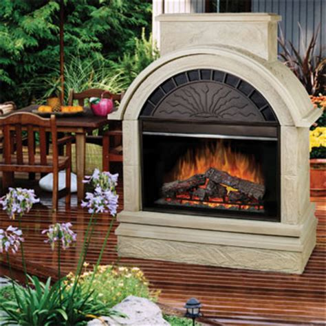 Outdoor Electric Fireplace The Best Outdoor Fireplace Design Ideas Hometohouse