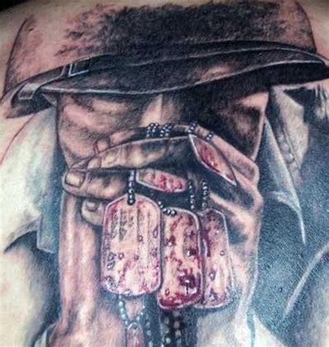 soldier tattoo us tattoos damn cool pictures