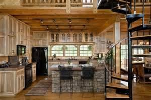 True log home or create a log style interior