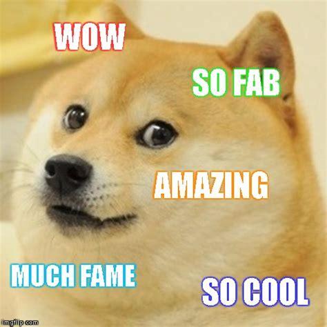 So Cool Meme - doge meme imgflip