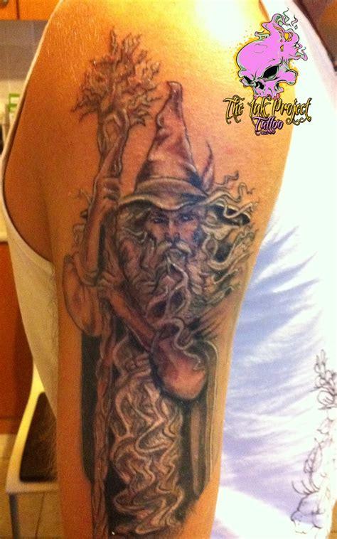 wizard tattoo wizard by giannialivertis on deviantart