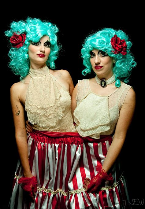 siamese twins photo  jeremiah newton twin halloween