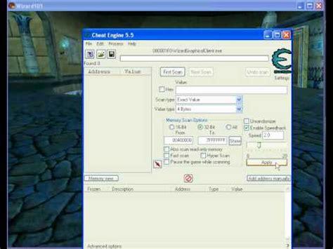 tutorial speed hack rovu wizard101 speed hack how to tutorial cheat engine youtube