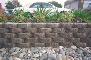 garden wall keystone garden wall 174 keystone retaining wall systems