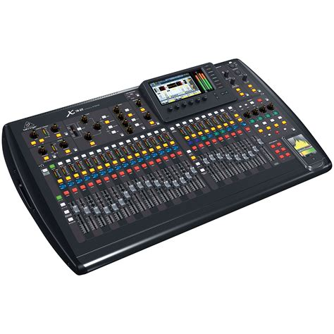 X32 Rack Dimensions by Behringer X32 171 Digital Mixer