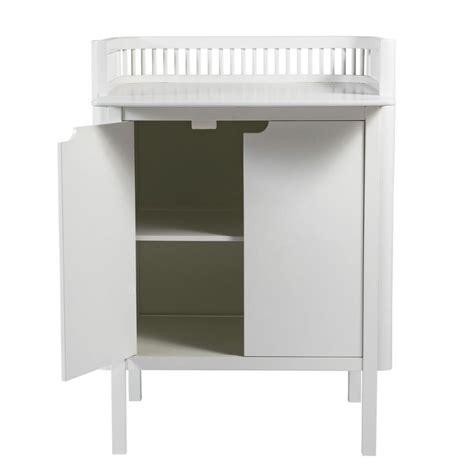 mueble cambiador mueble cambiador para beb 233 sebra blanco littlesambaqui