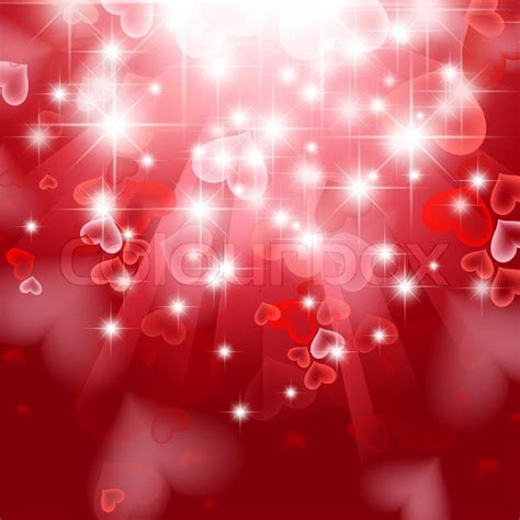 love themes wap net k 230 rlighed lyse tema med hjerter og stjerner stock foto