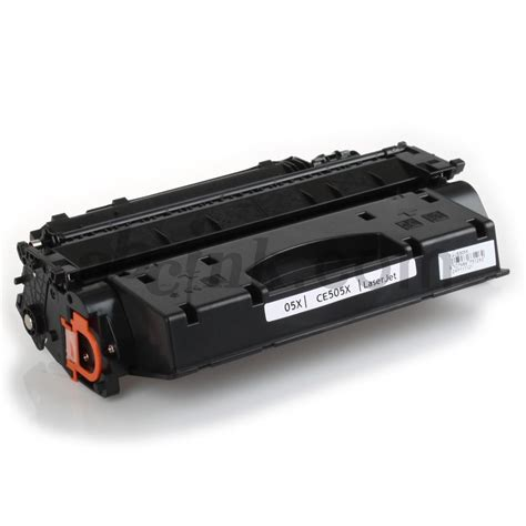 Replacement Printer Toner Cartridge Hp 05a 505e Black F Limited toner cartridges for hp laserjet p2055x printer