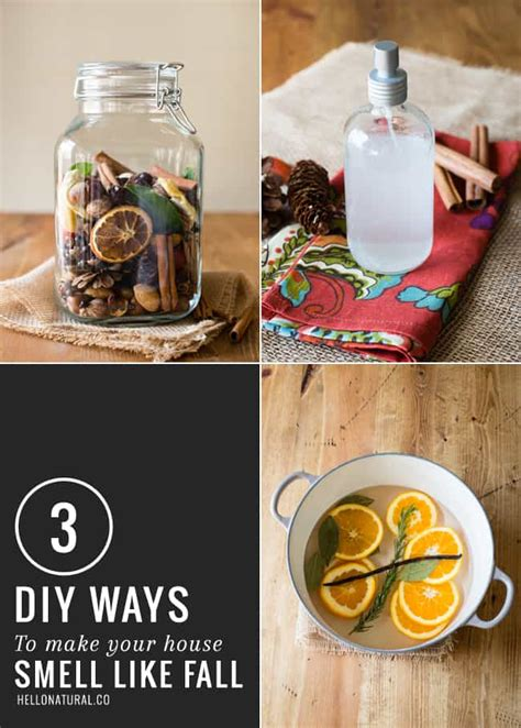 7 Ways To Make Your Home Smell by 3 Easy Diy Ways To Make Your House Smell Like Fall