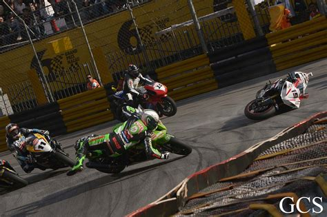 Motorrad Gp Macau by Were These The Luckiest Guys At The Macau Gp Asphalt