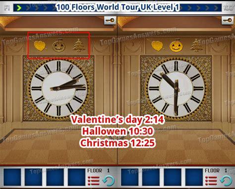 100 Floors Level 12 Valentines - 100 floors world tour all level walkthrough top