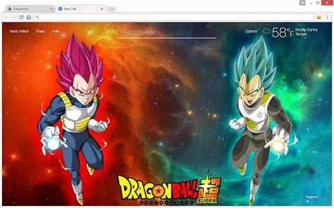 theme google chrome dragon ball z dragon ball super hd pics wallpaper sportstle